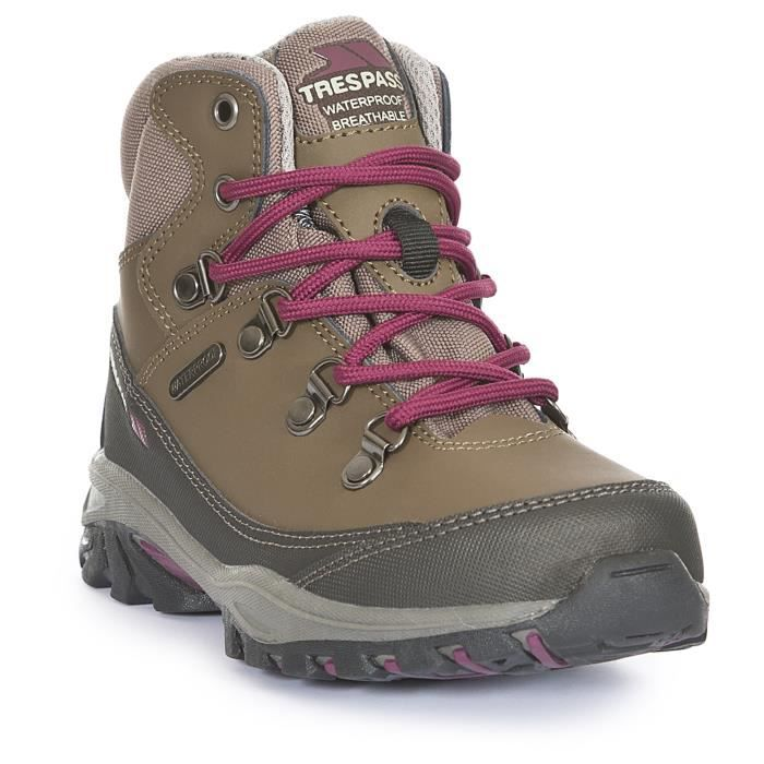GLEBE II - chaussures bottes randonnée- enfant