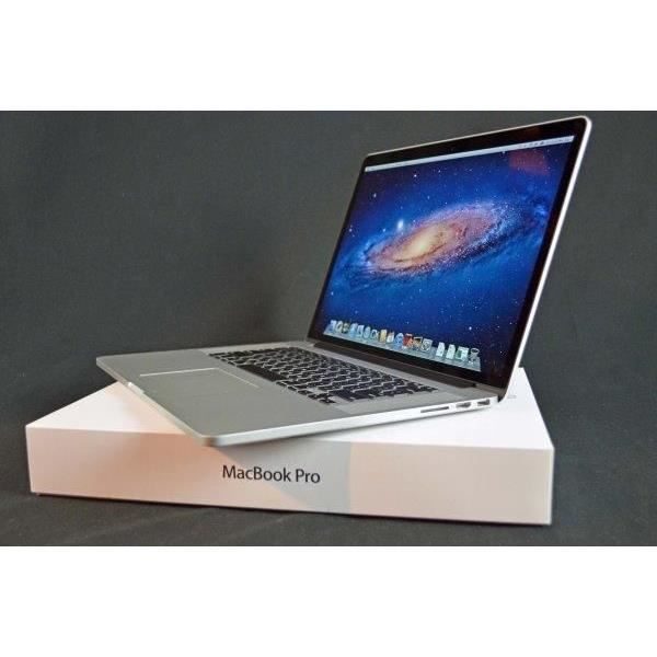 apple macbook pro pc portable 13 512gb a1502 prix pas cher cdiscount. Black Bedroom Furniture Sets. Home Design Ideas