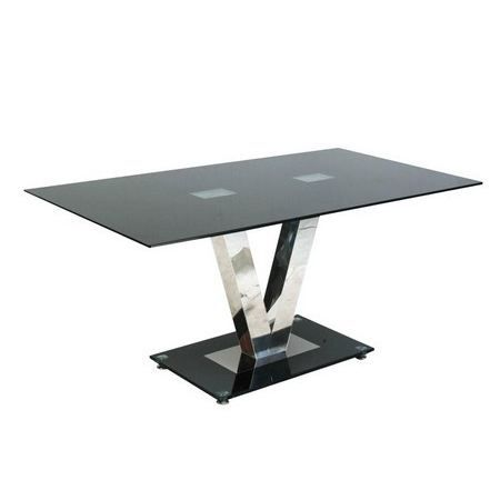 Table salle manger amelie avec pied ultra des achat for Table salle a manger 3 metres