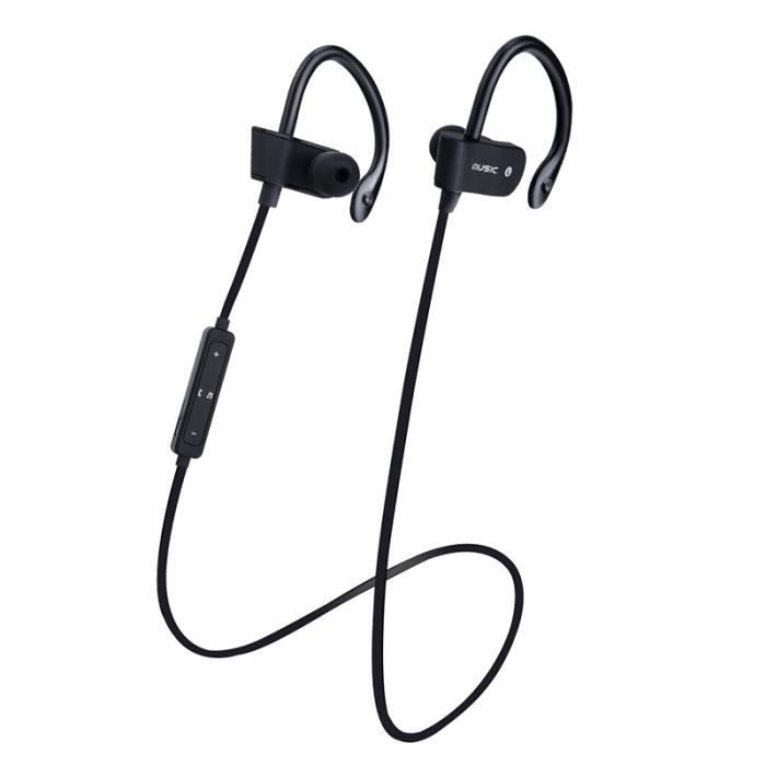 style oreille bluetooth sport casque bluetooth 4 1 casque. Black Bedroom Furniture Sets. Home Design Ideas