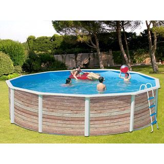 Piscine hors sol 3m de diametre for Piscine gonflable 3m
