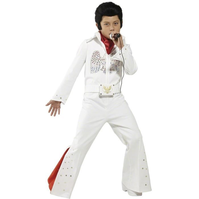 costume elvis presley achat vente d guisement. Black Bedroom Furniture Sets. Home Design Ideas