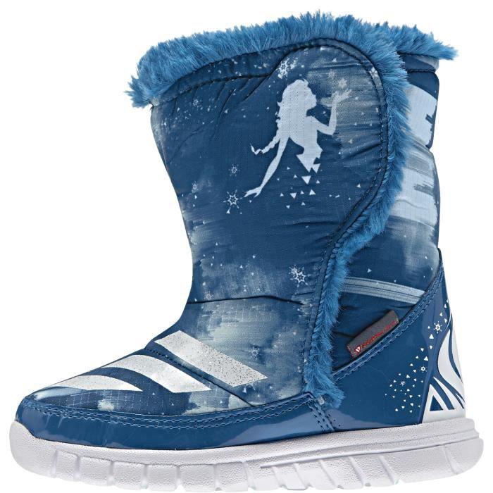 Bottes adidass Disney Frozen Mid ADIDAS - Cdiscount