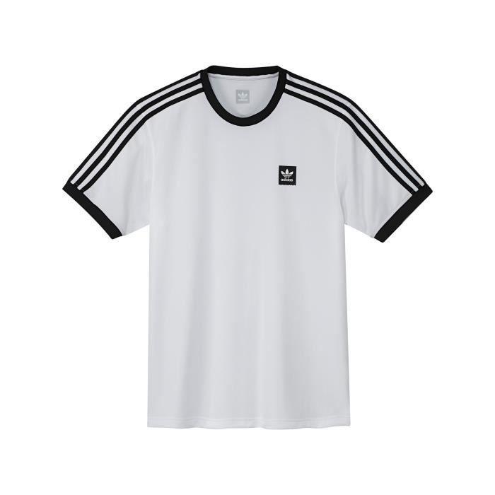 tee shirt adidas blanc et noir