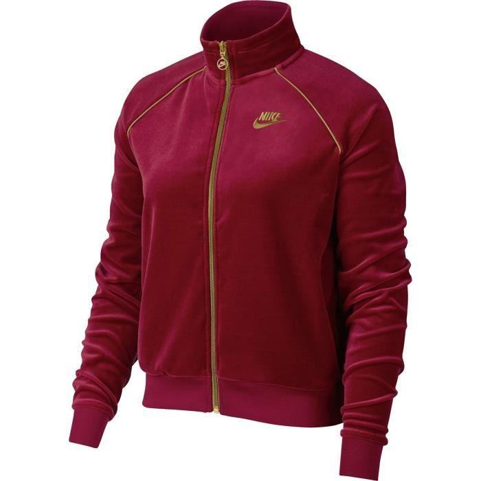 veste de jogging femme nike