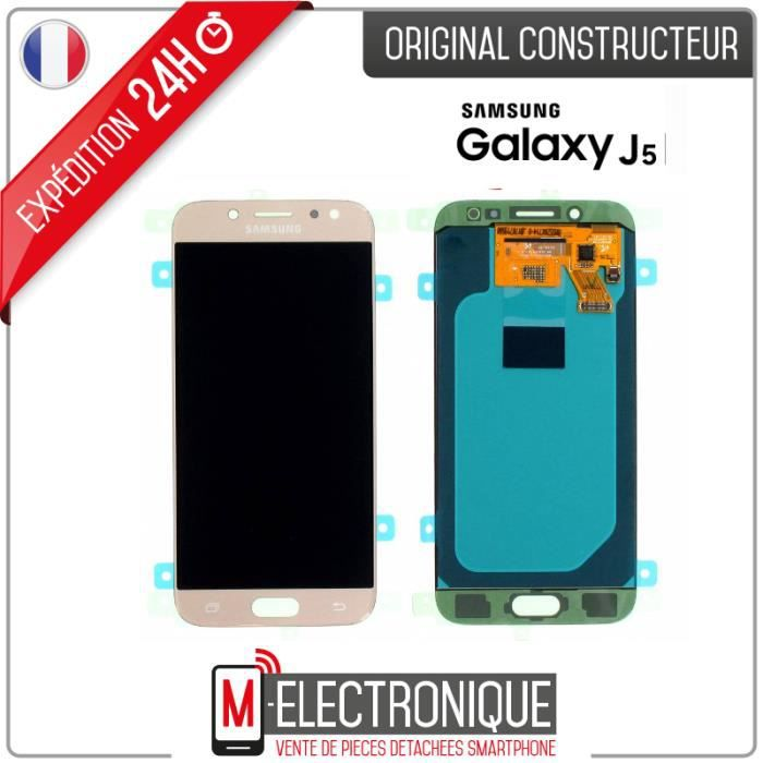 Ecran lcd gold original samsung galaxy j5 2017 sm j530f for Photo ecran galaxy j5