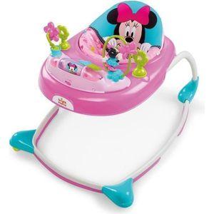 YOUPALA - TROTTEUR Disney Baby - Minnie Trotteur Player Peek-A-Boo -
