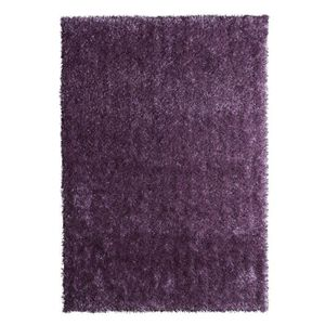 tapis shaggy violet achat vente tapis shaggy violet pas cher cdiscount. Black Bedroom Furniture Sets. Home Design Ideas