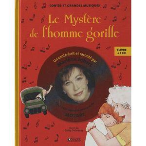 Livre 3-6 ANS Le Mystère de l'homme gorille