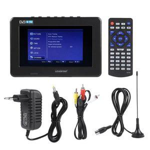 Téléviseur LCD Mini téléviseur numérique mobile HD 7 '' DVB-T DVB