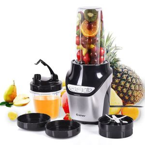 BLENDER Gaintex Blender à Jus, Extracteur de Fruit 1000W,
