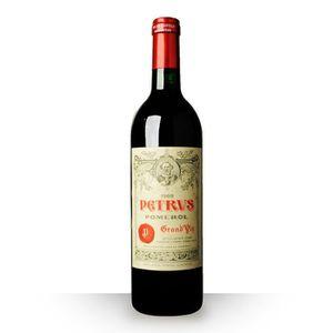 VIN ROUGE Petrus 1988 Rouge 75cl AOC Pomerol - Vin Rouge