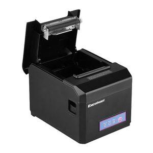 IMPRIMANTE Imprimante Thermique de Reçu 300mm/s 80mm EXCELVAN