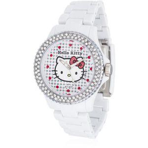 MONTRE Hello Kitty-Montre Analogique pour Filles à moveme