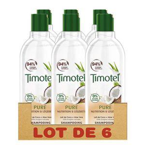 SHAMPOING Timotei Shampooing Femme Nourrissant, Pure Nutriti