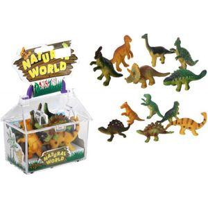 FIGURINE - PERSONNAGE Set de 6 - Figurine Dinosaure