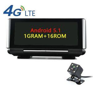 BOITE NOIRE VIDÉO 4G Voiture DVR Caméra GPS 6.86