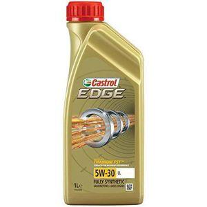 HUILE MOTEUR Castrol EDGE 5W-30 LL Huile Moteur 1L étiquette an