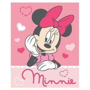 COUVERTURE - PLAID Minnie Mouse plaid couverture polar 120x150 cm fle