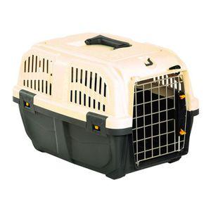 CAISSE DE TRANSPORT Caisse de transport pour chien & chat Skudo Iat…