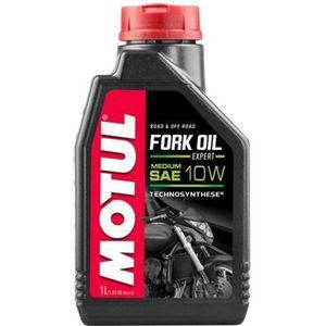 HUILE DE FOURCHE MOTUL Huile de fourche Fork Oil Expert M 10W 1L