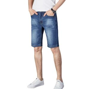 Jean Style Homme BERMUDA Décont Taille Bermuda Short Grand ECPpqU