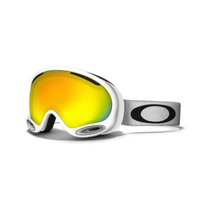 MASQUE SKI - SNOWBOARD Masque de ski Oakley  A-FRAME 2.0 Polished White O