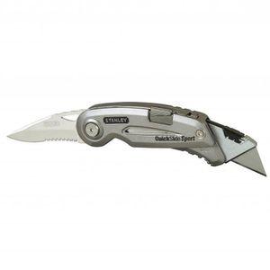 COUTEAUX DE BRICOLAGE Couteau sport Quickslide 8-10-813 STANLEY