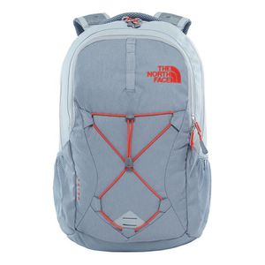 e75bad6e76 SAC À DOS DE RANDONNÉE Sac à dos The North Face Jester 26L gris rouge fem  ...