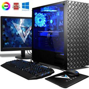 UNITÉ CENTRALE + ÉCRAN VIBOX Killstreak GS770-54 PC Gamer Ordinateur avec