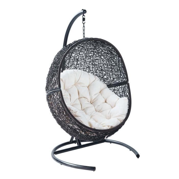fauteuil suspendu de jardin cocoon epuise m achat. Black Bedroom Furniture Sets. Home Design Ideas