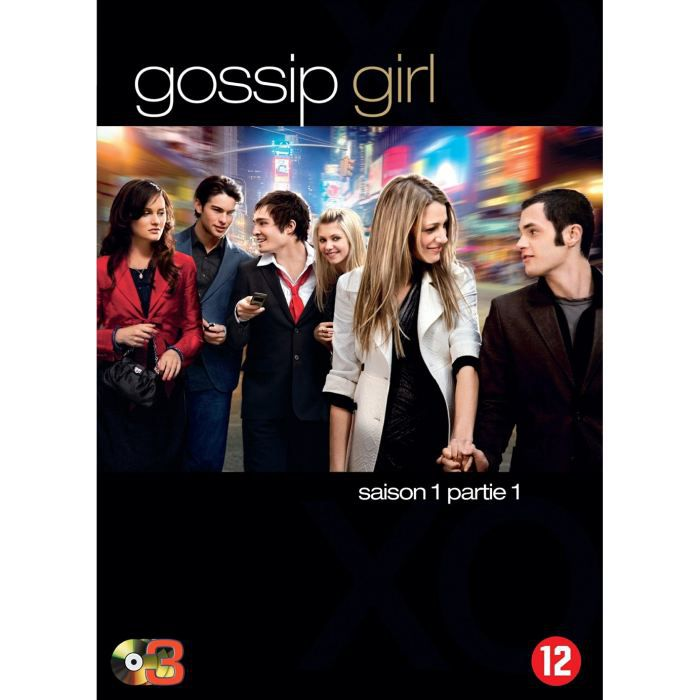 gossip girl saison 1 partie 1 coffret 3 dvd en dvd s rie. Black Bedroom Furniture Sets. Home Design Ideas