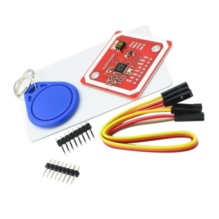 Kit V3 pour Module RFID NFC NXP PN532 Lecteur / Graveur RFID Prend en Charge Cartes 1k, 4k