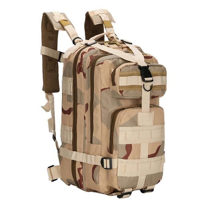 Sac de voyage de camping de sac à dos de sport de pack tactique militaire étanche 30L PACK PRODUITS DE FITNESS ET MUSCULATION_LR4121