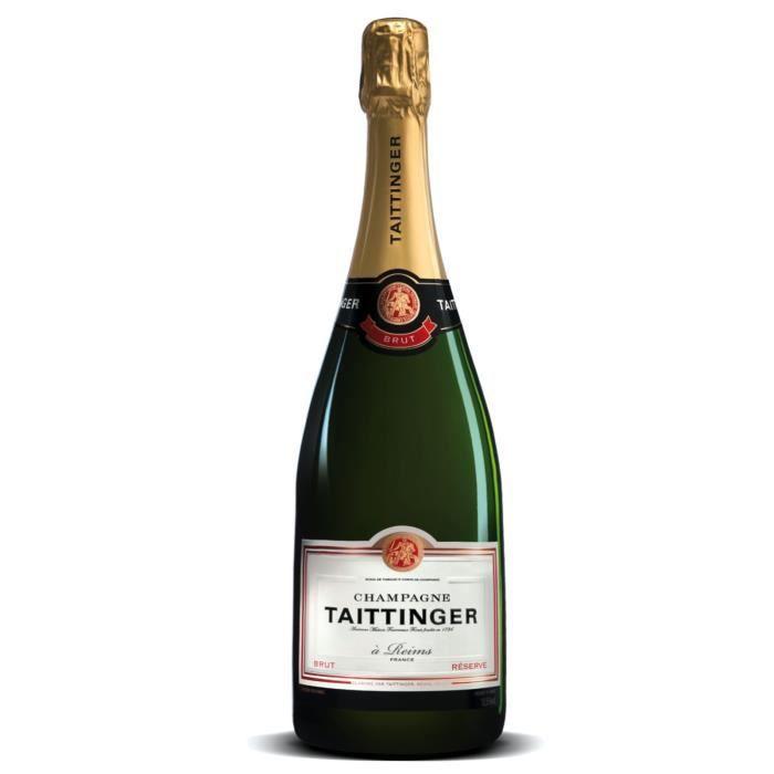 Champagne Taittinger 1,5l Magnum Brut Réserve