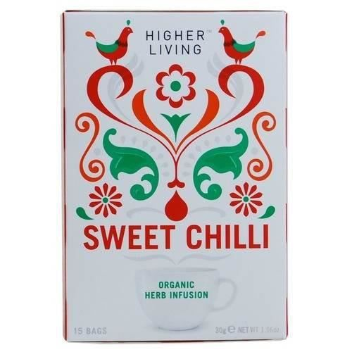 HIGHER LIVING Infusion Chocolat du Chili - 30 g