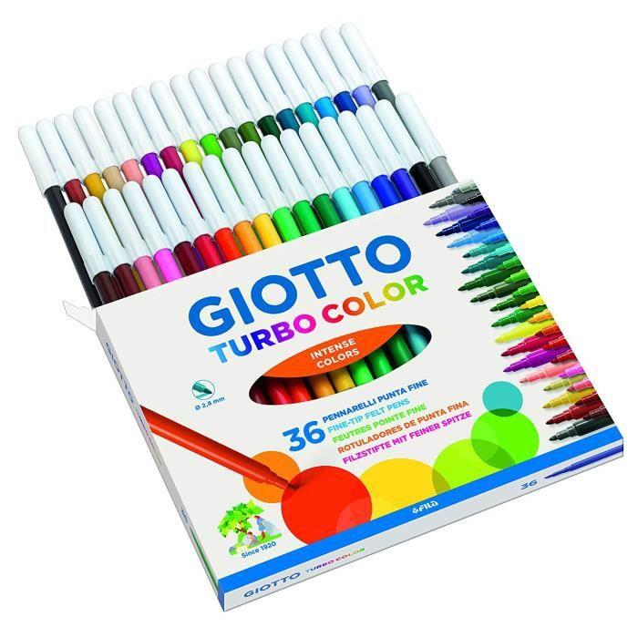 Giotto 418000 Feutres pointe fine