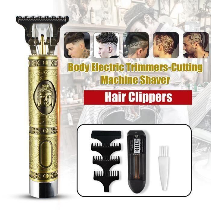 AVANC Tondeuse Cheveux Barbe USB Rechargeable - 3 peigne