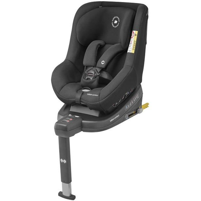 BEBE CONFORT Siège auto Groupe 0/1/2 Beryl Authentik Black