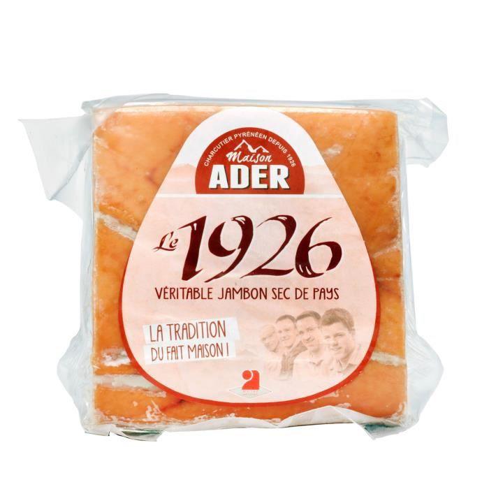 1/4 de jambon sec 9 mois - 800g - France