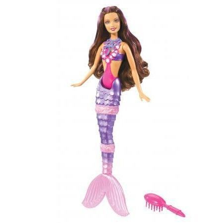 Barbie sirène fashion Térésa
