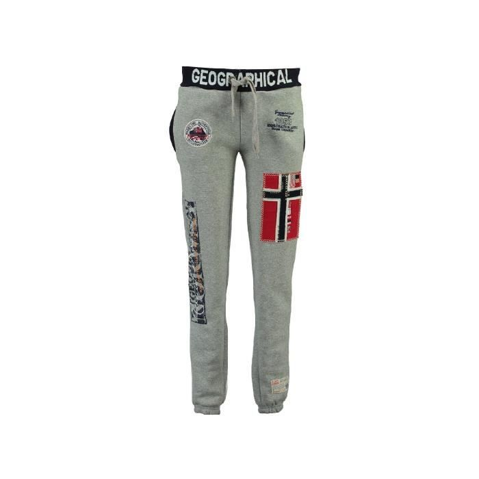 Jogging Enfant Geographical Norway Myer Gris Clair