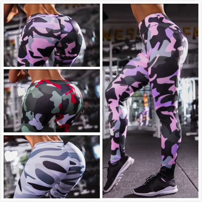 Ensemble de yoga pour femmes Yoga Pantalons de sport et de soutien-gorge Leggings Combinaison de running LLI90320002WH_812