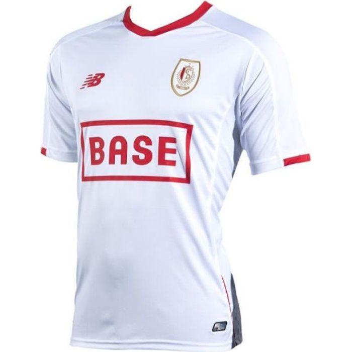 Standard de Liège Maillot de foot Blanc Garçon New Balance
