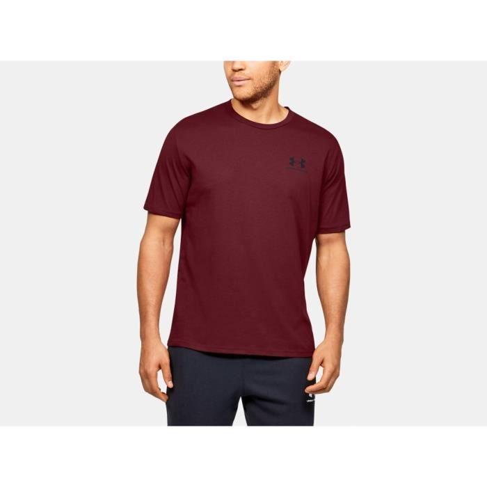 T-shirt Under Armour Sportstyle Left Chest Logo
