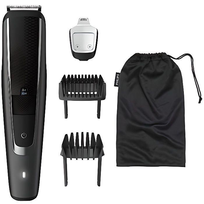 Philips Tondeuse barbe BT5509-16 Tondeuse à cheveux,
