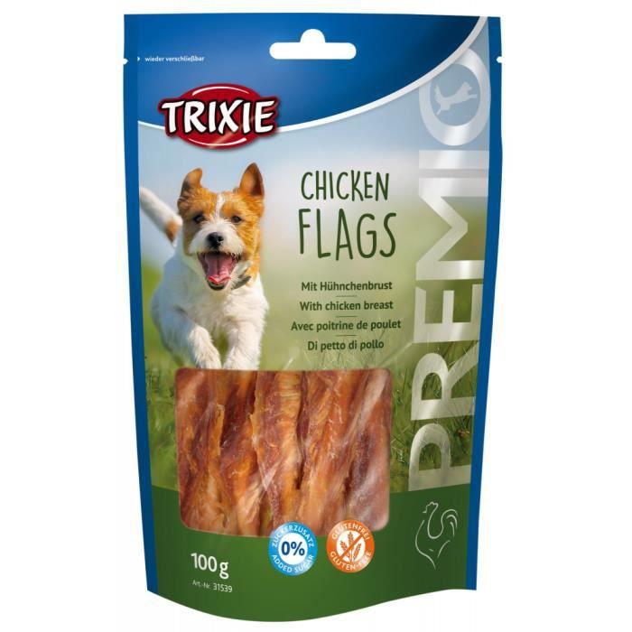 Premio chicken flags - 5 kg