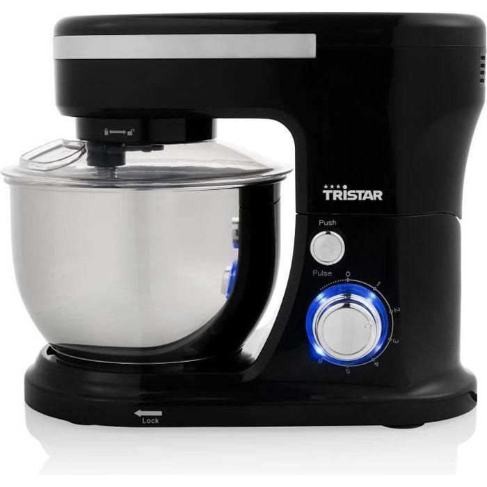 Tristar Robot de cuisine MX-4837 1000 W Noir