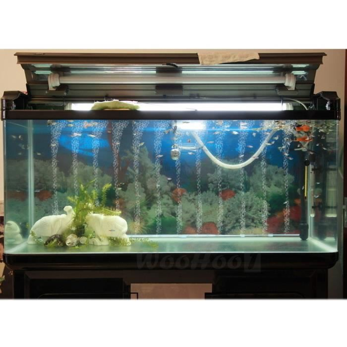 tube bulle pour pompe air aquarium r servoir fish tank achat vente a ration de l 39 habitat. Black Bedroom Furniture Sets. Home Design Ideas
