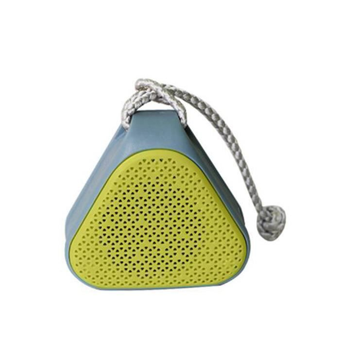 ENCEINTE NOMADE W-King  Haut-parleur Bluetooth portable Enceinte d